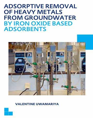 کتاب حذف جذبی فلزات سنگین از آب های زیرزمینی توسط جاذب اکسید آهن