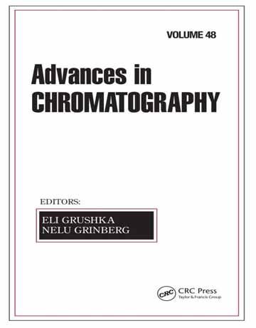 کتاب پیشرفت در کروماتوگرافی جلد 48