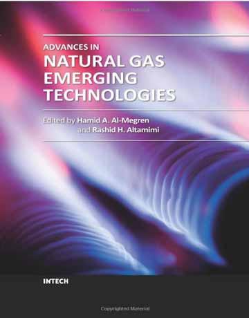 کتاب پیشرفت در تکنولوژی جدید تولید گاز طبیعی