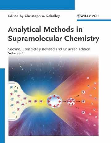 کتاب روش های تجزیه ای در شیمی ابرمولکولی ویرایش دوم
