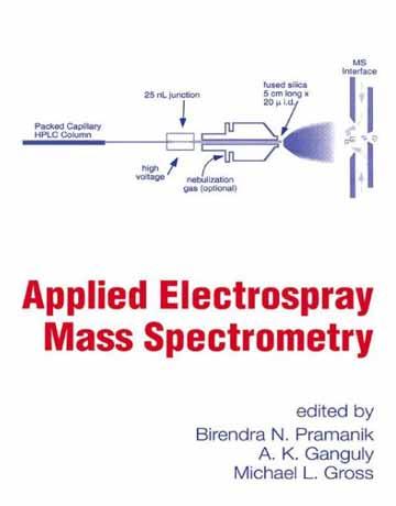 کتاب اسپکترومتری جرمی الکترواسپری کاربردی جلد 32