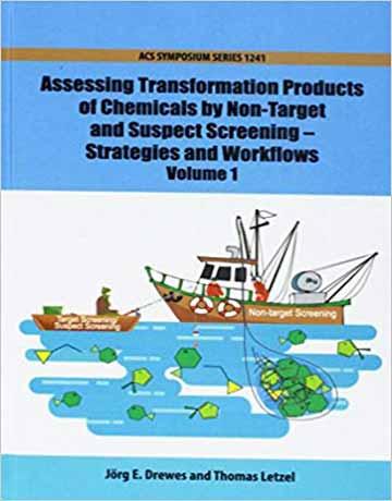کتاب ارزیابی محصولات تبدیل مواد شیمیایی جلد 1 Jorg E. Drewes