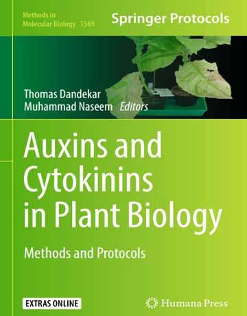 کتاب اکسین ها و سیتوکینین ها در زیست شناسی گیاهی: روش ها و پروتکل ها