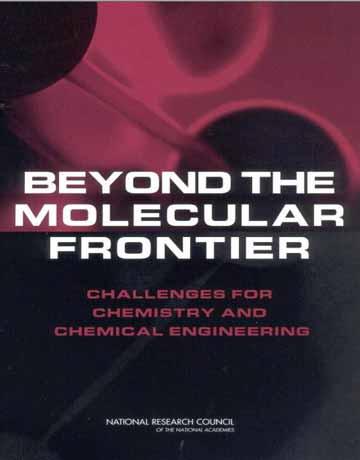 کتاب فراتر از مرز مولکولی: چالش های شیمی و مهندسی شیمی