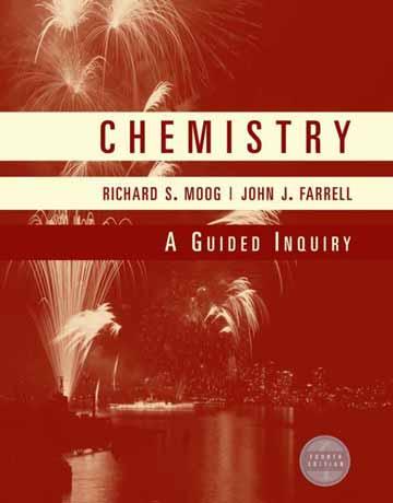 کتاب شیمی عمومی ویرایش چهارم Richard S. Moog