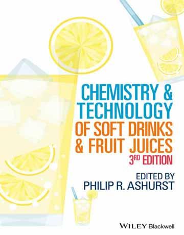 کتاب شیمی و تکنولوژی نوشیدنی و آب میوه ها ویرایش سوم