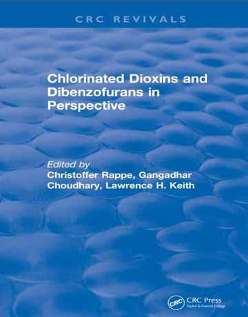 کتاب دیوکسین های کلر و دی بنزو فوران ها در چشم انداز