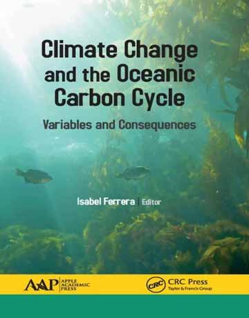 کتاب تغییرات آب و هوایی و چرخه کربن اقیانوسی
