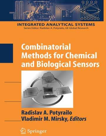 کتاب روش های ترکیبی برای سنسورهای شیمیایی و زیستی