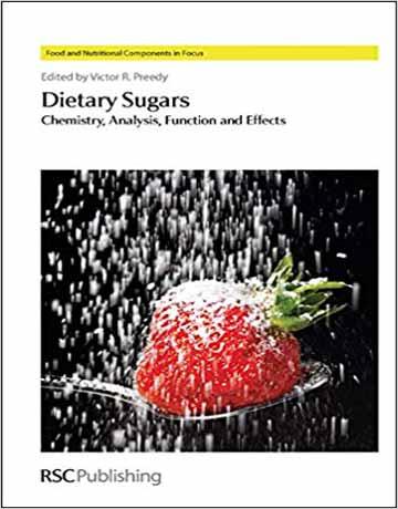 کتاب شکر رژیمی: شیمی، آنالیز، عملکرد و اثرات Victor R Preedy