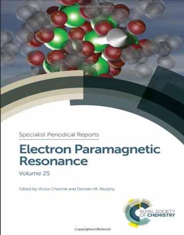کتاب رزونانس پارامغناطیسی الکترون جلد 25 Victor Chechik