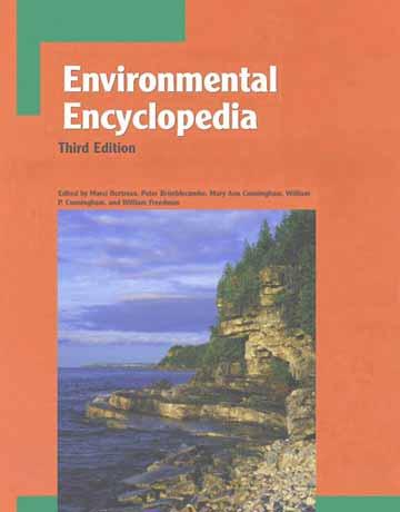 دانلود دایره المعارف محیط زیست ویرایش سوم Marci Bortman