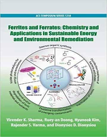 کتاب فریت ها و فرات ها: شیمی و کاربرد در انرژی پایدار و بهبود محیط زیست