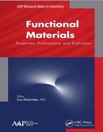 کتاب مواد کاربردی: خواص، عملکرد و ارزیابی Ewa Klodzinska