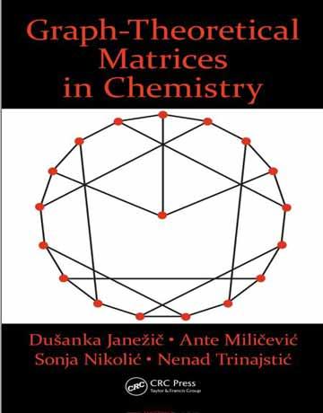 کتاب ماتریس های نظریه گراف در شیمی