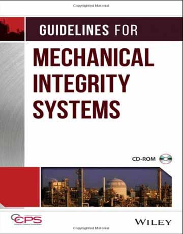کتاب راهنمای سیستم های یکپارچه مکانیکی در صنایع شیمیایی