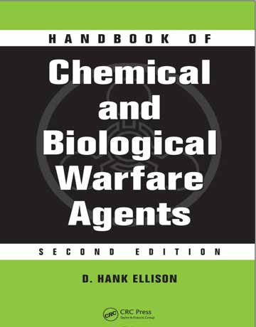 هندبوک عوامل جنگ شیمیایی و بیولوژیکی ویرایش دوم D. Hank Ellison