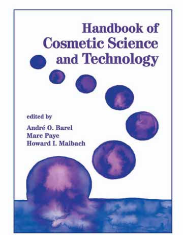 هندبوک تکنولوژی و علم لوازم بهداشتی و آرایشی Andre O. Barel