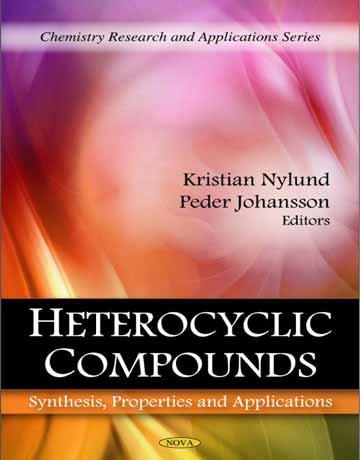کتاب ترکیبات هتروسیکلیک: سنتز، خواص و کاربردها