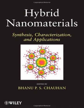 کتاب نانومواد هیبریدی: سنتر، تعیین مشخصات و کاربرد