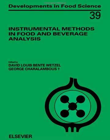 کتاب روش های دستگاهی در آنالیز مواد غذایی و آشامیدنی