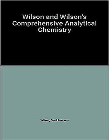 کتاب تبادلگر های یونی در شیمی تجزیه: خواص و کاربرد آن ها در شیمی معدنی