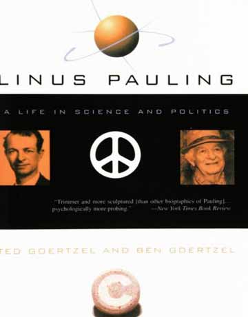 کتاب لینوس پاولینگ: زندگی در علم و سیاست