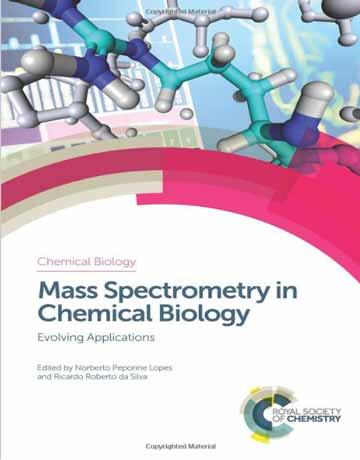 کتاب اسپکترومتری جرمی در بیولوژی شیمیایی