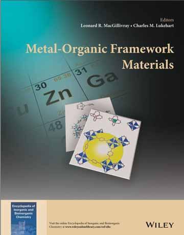 دانلود کتاب مواد چارچوب فلز-آلی MacGillivray
