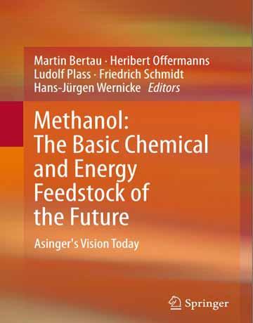 کتاب متانول: مواد اولیه شیمیایی و انرژی خام آینده
