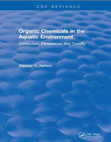 کتاب مواد شیمیایی آلی در محیط آبی Neilson