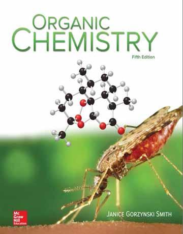 کتاب شیمی آلی جانیس اسمیت ویرایش 5 پنجم Janice Smith
