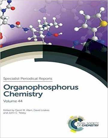 کتاب شیمی ارگانوفسفره ها جلد 44 David W Allen