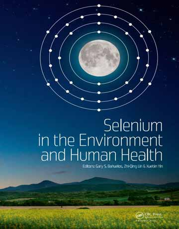 کتاب سلنیوم در محیط زیست و سلامت انسان