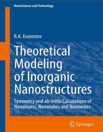 کتاب مدل سازی نظری نانوساختارهای معدنی Evarestov