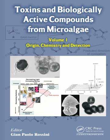 کتاب توکسین ها و ترکیبات فعال بیولوژیکی از میکروالگا جلد 1