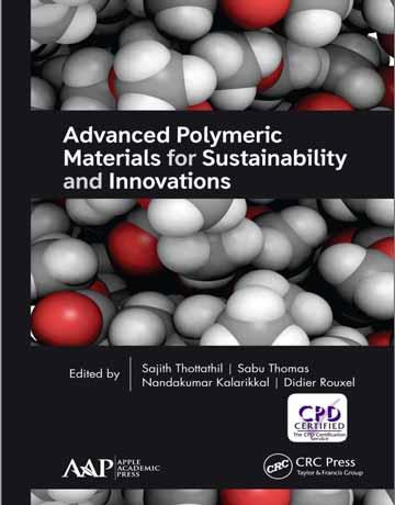 کتاب مواد پلیمری پیشرفته برای پایداری و نوآوری