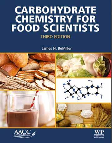 کتاب شیمی کربوهیدرات برای دانشمندان مواد غذایی ویرایش سوم