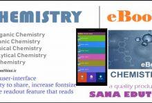 Photo of دانلود Chemistry (eBook) Pro 1.01 نرم افزار جامع شیمی برای اندروید