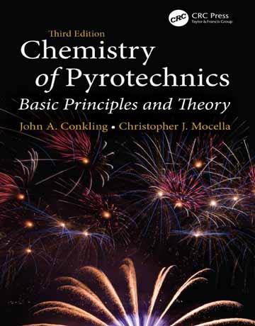 کتاب شیمی پیروتکنیک: اصول پایه و تئوری ویرایش سوم
