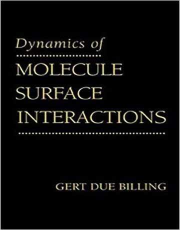 کتاب دینامیک برهمکنش سطح مولکولی