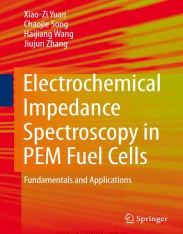 کتاب طیف سنجی امپدانس الکتروشیمیایی در سلول های سوختی PEM