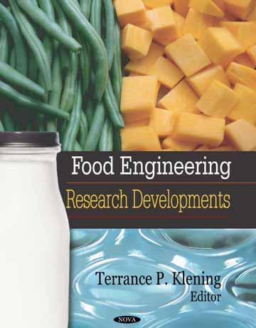کتاب تحولات پژوهشی مهندسی صنایع غذایی
