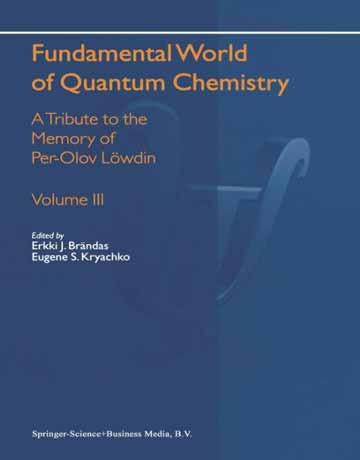 دانلود کتاب جهان بنیادی شیمی کوانتوم جلد سوم