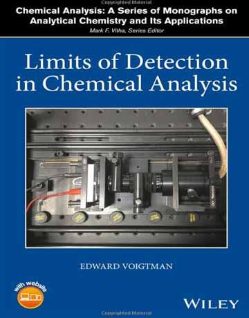 دانلود کتاب محدودیت های تشخیص در آنالیز شیمیایی