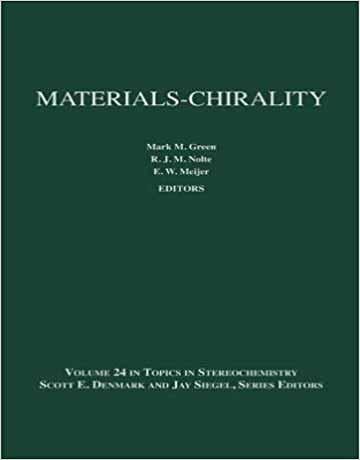 کتاب کایرالیتی-مواد در استریوشیمی