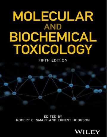 کتاب سم شناسی مولکولی و بیوشیمیایی ویرایش پنجم