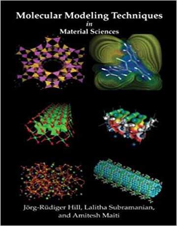 کتاب تکنیک های مدل سازی مولکولی در علوم مواد