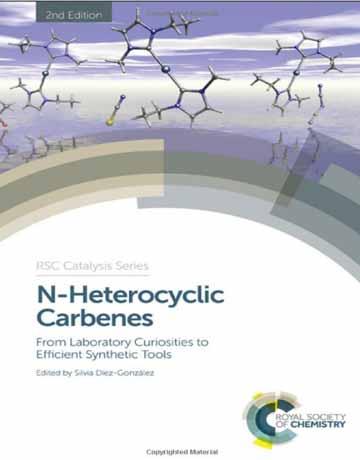 دانلود کتاب N-هتروسيکل کاربن ها ویرایش دوم