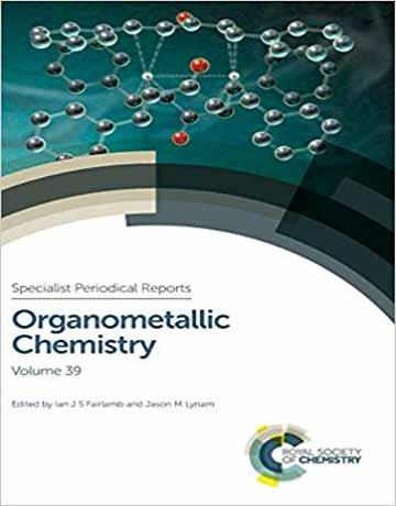 دانلود کتاب شیمی آلی فلزی جلد 39